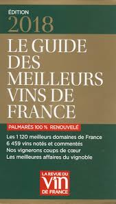 Photo du Guide Vert de la Revue du Vin de France