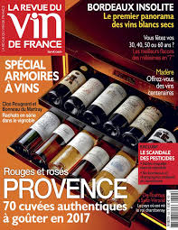 Photo Revue du Vin de France